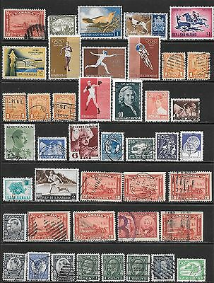 WORLDWIDE Lovely Mint and Used Issues Selection - Much MNH! (Jun 0104)
