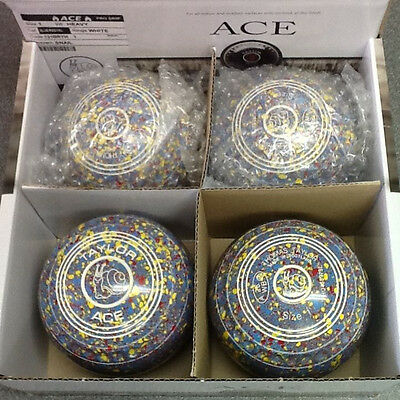 NEW Set of 4 Thomas Taylor Ace Bowls - Blue/Red/Yellow - Size 1 - WB26 - Snail