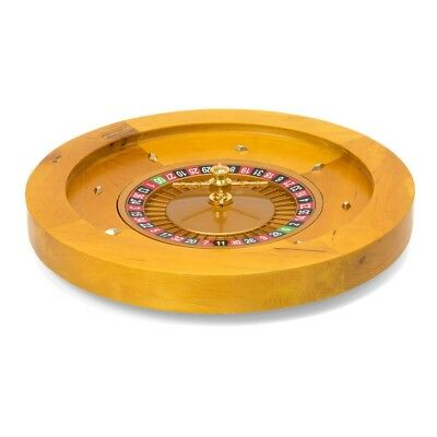 Roulette Wheel - 20 inch (FACTORY SECONDS)  & 2 Free Balls - # 20-3023
