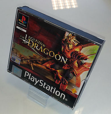 The Legend of Dragoon Sony Playstation 1 PS1 PSX PAL ITA