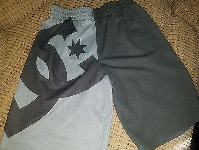 D.C. Youth Basketball Shorts size med 10/12