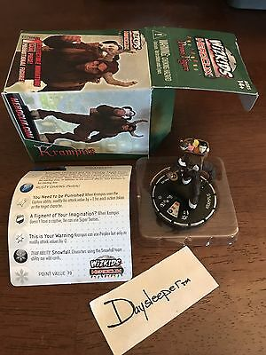 Heroclix Krampus WK-002 LE Holiday Exclusive