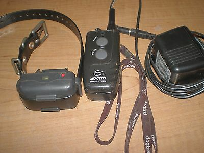 DOGTRA 200NCP GOLD Electronic Dog Obedience Training Collar w/ Remote & Charger