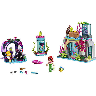LEGO Disney Princess Ariel & the Magical Spell Play Set & Minidoll Figures 41145