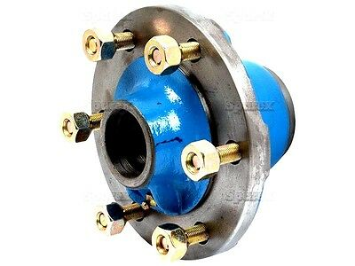 Front Wheel Hub With Studs Fits Ford 2600 3600 4100 2610 3610 3910 4110 Tractors