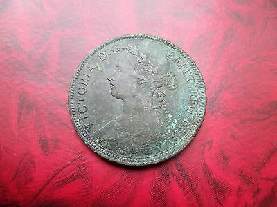 QUEEN VICTORIA HALF PENNY 1891 to collect.