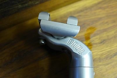 PAUL COMPONENTS TALL AND HANDSOME SEATPOST - SILVER 27.2mm