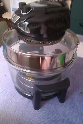 Halogen oven. Professionally cleaned! 12/17 Litres.