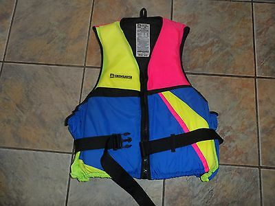 Ladies Crewsaver Active Buoyancy Aid Size Large Waterskiing / Windsurfing