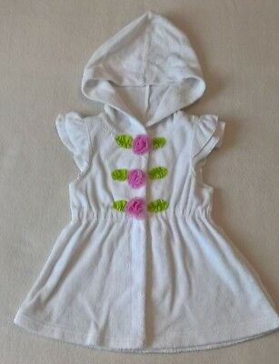 Cute Baby Girls Dressing Gown (18 Months)