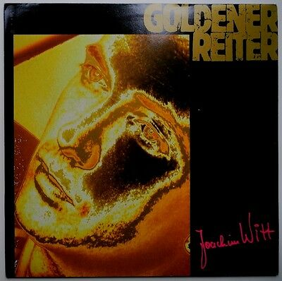 "12"" De**joachim Witt - Goldener Reiter (Fenslau Rmx + Original Version)**25921"