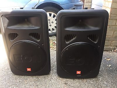 Pair JBL EON15 G2 Active Speakers - Collection only near Bedford. Bedfordshire.