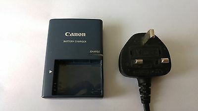 Genuine Canon Charger CB-2LXE For NB-5L battery Canon