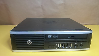 Sobremesa HP 8200 Elite USDT PC 2.5GHz i5-2400S CPU, 4GB Ram, 320GB HDD, DVDW