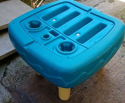 little tikes fold up/ easy store  sand/  water pit / table