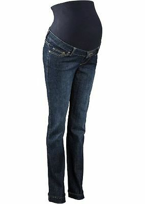 V9°2961 Umstands - Jeans In Darkblue Stone Used Gr. 54 Neu