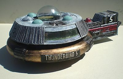 J Rosenthal Thunderbird 5 toy custom restoration