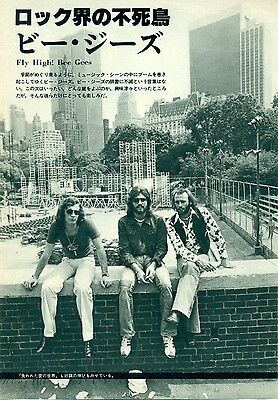 Bee Gees - Clippings From Japanese Magazine Music Life 1978 - 1981