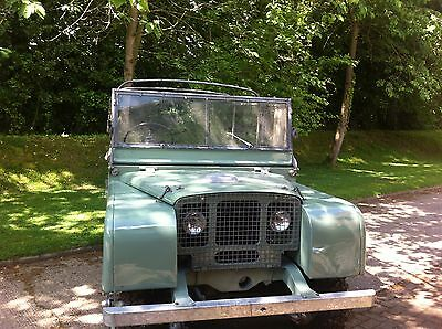 """LAND ROVER SERIES 1 80"""" 1949 1600cc SERIES ONE"""