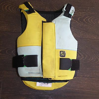 RODNEY POWELL Child Equestrian Body Protector Level 3 - size Chest 22""