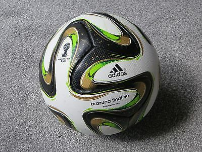 Adidas Brazuca Match Ball Copy. Size 5 very good condition