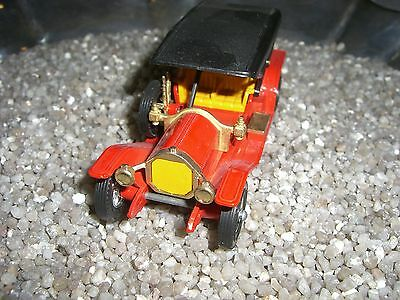 SIMPLEX 1912  MATCHBOX  Made in England by Lesney  nr 17