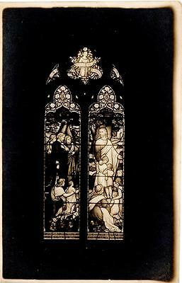 unknown stained glass window (Sidney Darby)