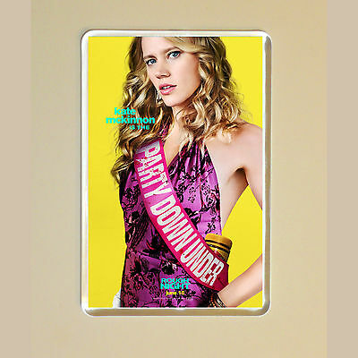 Rough Night - Kate Mckinnon - Kiwi/pippa - Movie Poster Photo Fridge Magnet
