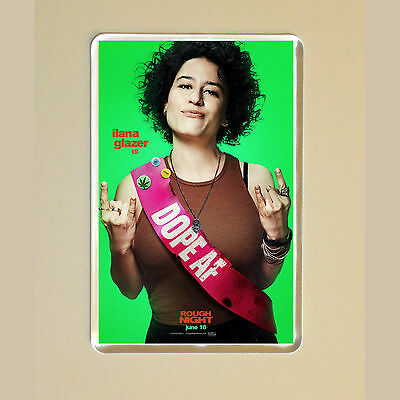 Rough Night - Ilana Glazer - Frankie - Movie Poster Photo Fridge Magnet