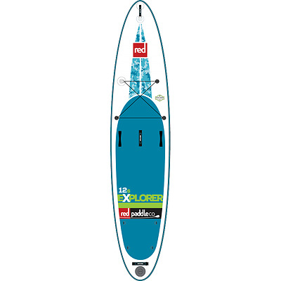 "12'6"" Explorer 2017 SUP Board (Stand-up paddleboard) Red Paddle Co"