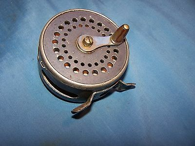 """Rare Vintage 3"""" Wards Precision Fly Fishing Reel"""