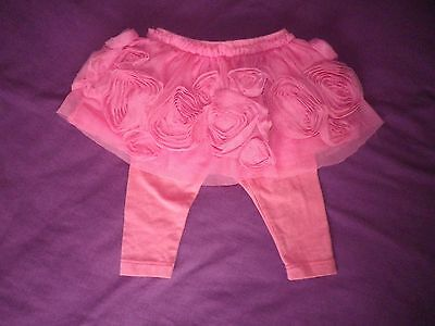 Baby Girls Tutu / Leggings, Baby Gap, 3-6 Months.