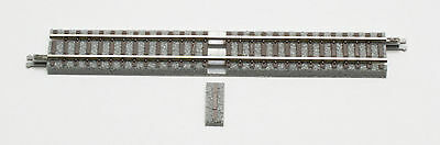 1:220 Z Scale - Rokuhan  R001 - Track With Wooden Ties  110Mm Straight 1 Piece