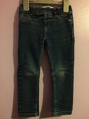 Girls Jeans 3-4 Years #748
