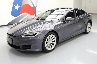2016 Tesla Model S  2016 TESLA MODEL S 60 AUTOPILOT PANO SUNROOF NAV 9K MI #149927 Texas Direct Auto