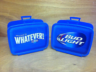 Bud Light Whatever USA - Two (2) Pack Old School Napkin Holder - Free Shipping