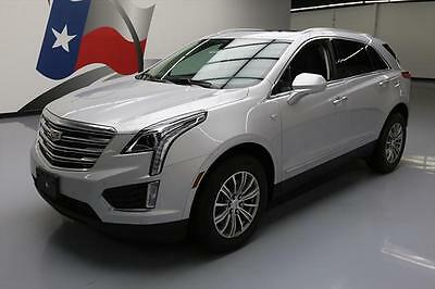 2017 Cadillac XT5 Luxury Sport Utility 4-Door 2017 CADILLAC XT5 LUX LEATHER PANO BOSE REAR CAM 21K MI #124741 Texas Direct