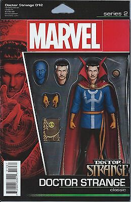Doctor Strange 12 Christopher Action Figure Nycc New York Comic Con Variant Dr
