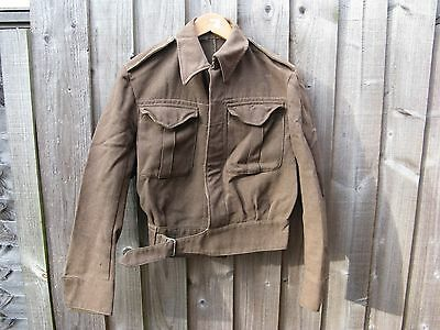 WW2 British Army Battledress Tunic Blouse Jacket Berlei 1943