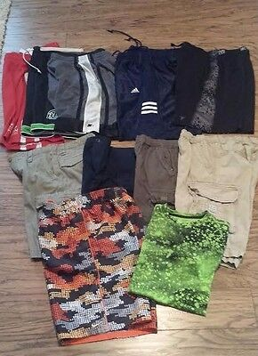 Lot of boys clothes- Old Navy, Adidas, Nike