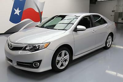 2012 Toyota Camry  2012 TOYOTA CAMRY SE AUTO PADDLE SHIFTERS ALLOYS 88K MI #178626 Texas Direct