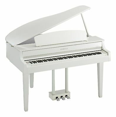 Yamaha CLP-565GP Digital Grand Piano - Gloss White
