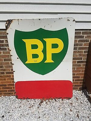 Porcelain BP Sign