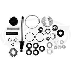 SEADOO SUPERCHARGER REBUILD KIT with FREE TOOL KIT!!  (16 TOOTH) UPGRADE WASHER
