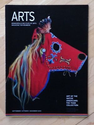 Minneapolis Institute of Arts magazine, September-October-November 2010
