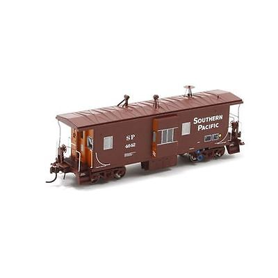 Athearn ATHG63355 HO-Scale Bay Window C-50-7 Caboose, Southern Pacific #4642