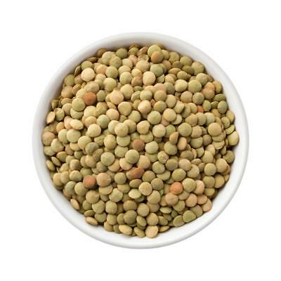 Gluten Free Ingredients Organics Green Lentils  3kg Natural Bulk Wholesale