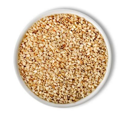 Gluten Free Ingredients Organic Sesame Seeds 3kg Natural Bulk Wholesale