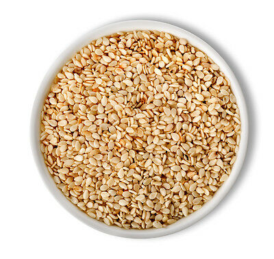 Gluten Free Ingredients NON-ORGANIC Sesame Seeds 3kg Natural Bulk Wholesale