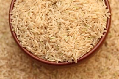 Gluten Free Ingredients Brown Basmati Rice 5kg Natural Bulk Wholesale